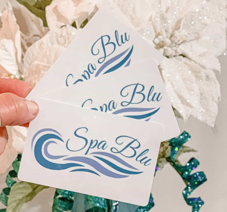 Spa Blu Gift Cards