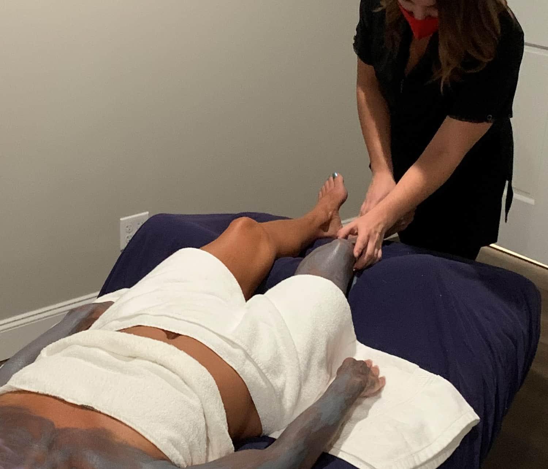 Body Treatment at Spa Blu in Port Huron, Michigan